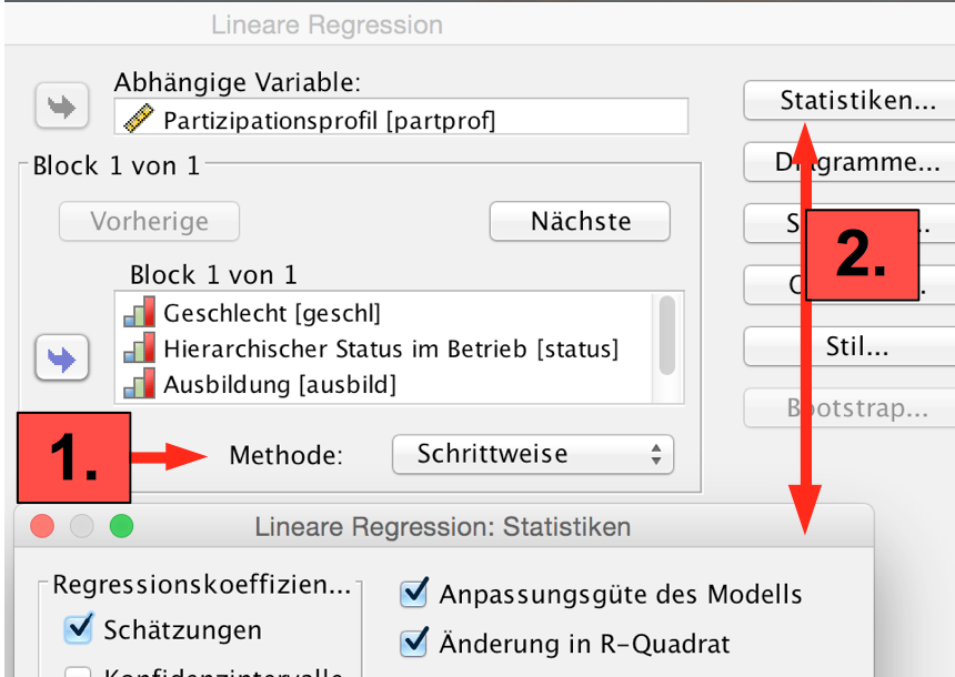Multiple Regressionsanalysen mit SPSS - Beispiele und Aufgaben im ...